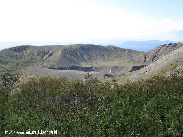 有珠山からの撮影 (5)