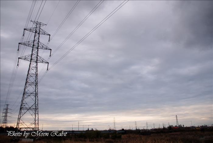 中西の鉄塔 愛媛県西条市