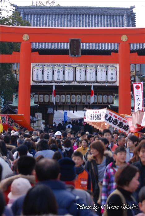 松山椿まつり 椿神社