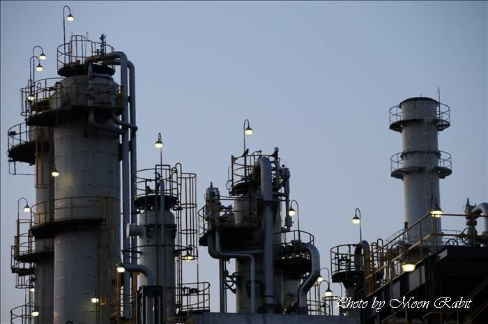 太陽石油 石油精製所