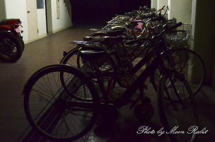 コートタウンふそう 自転車置き場 愛媛県西条市神拝甲276-1