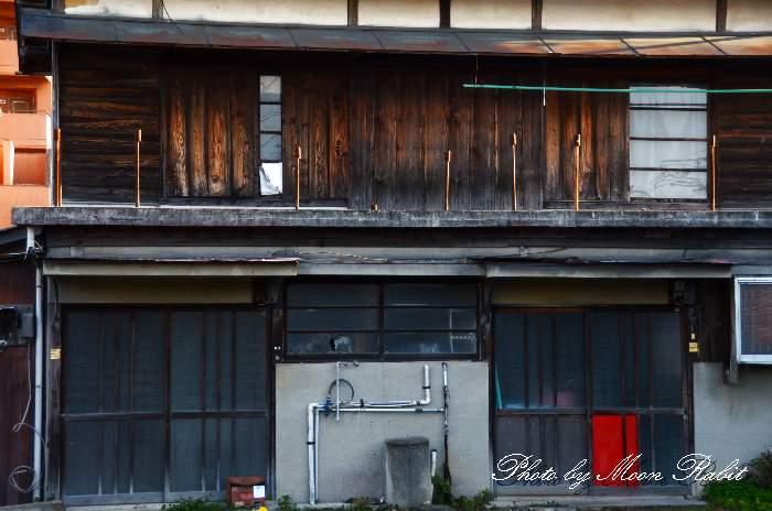 木造の借家 愛媛県西条市上神拝