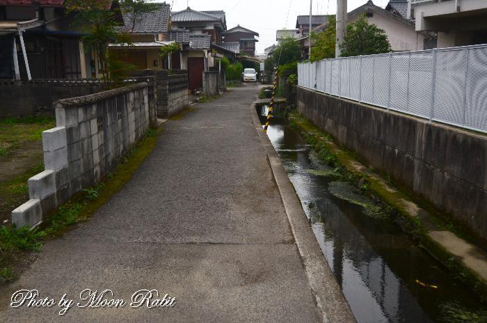 生活道路 愛媛県西条市神拝都町