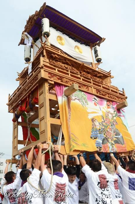 三津屋屋台(だんじり) 鶴岡八幡神社祭礼
