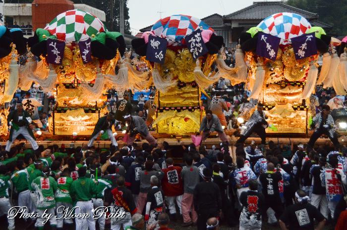 鶯谷太鼓台 祭り