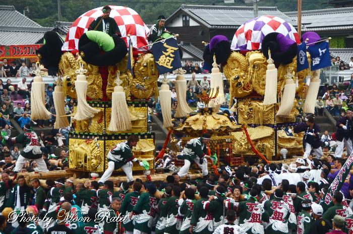 飯積神社神輿