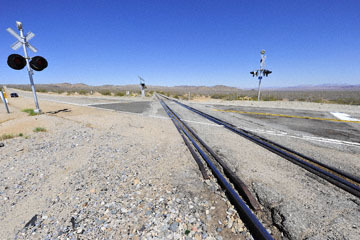 blog 7 Mojave to Death Valley, 395S Torona Rd, Railroad Crossing, CA_DSC5897-4.4.16.(1).jpg