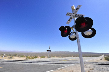 blog 7 Mojave to Death Valley, 395S Torona Rd, Railroad Crossing, CA_DSC5896-4.4.16.(1).jpg