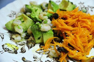 blog 1 Cooking, Carrot & Avocado Salad, Mendocino, CA_DSC5710-1.1.17.jpg