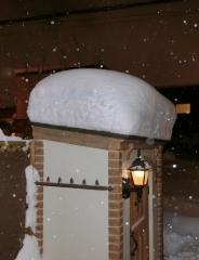 カンナの雪