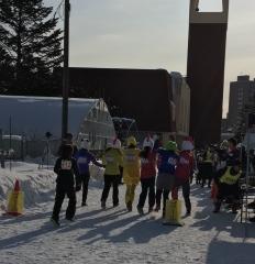 スノーマラソン