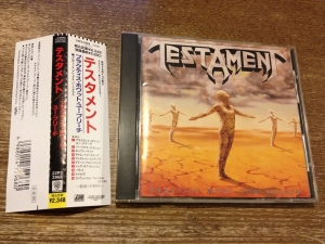 Testament(Practice What You Preach)