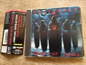 Testament(Souls of Black)