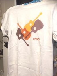 YOO Tシャツ