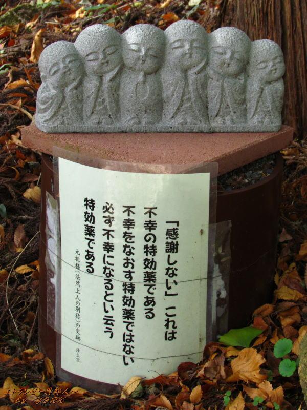 0434菩提寺六地蔵感謝しない161113.jpg