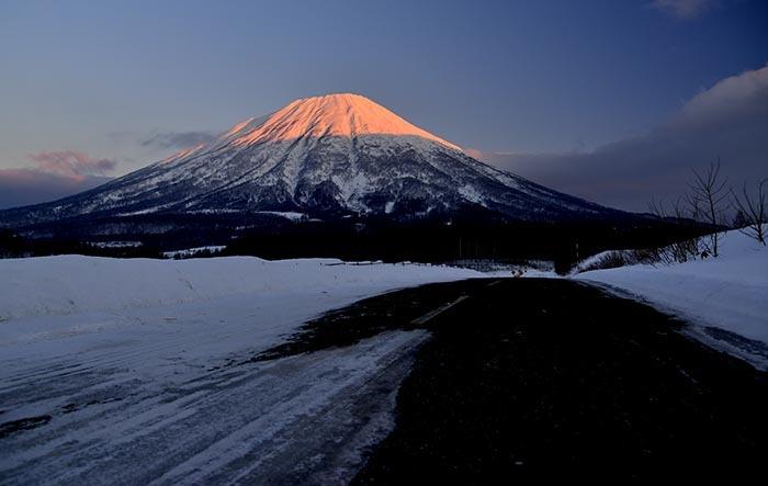 2017 赤富士