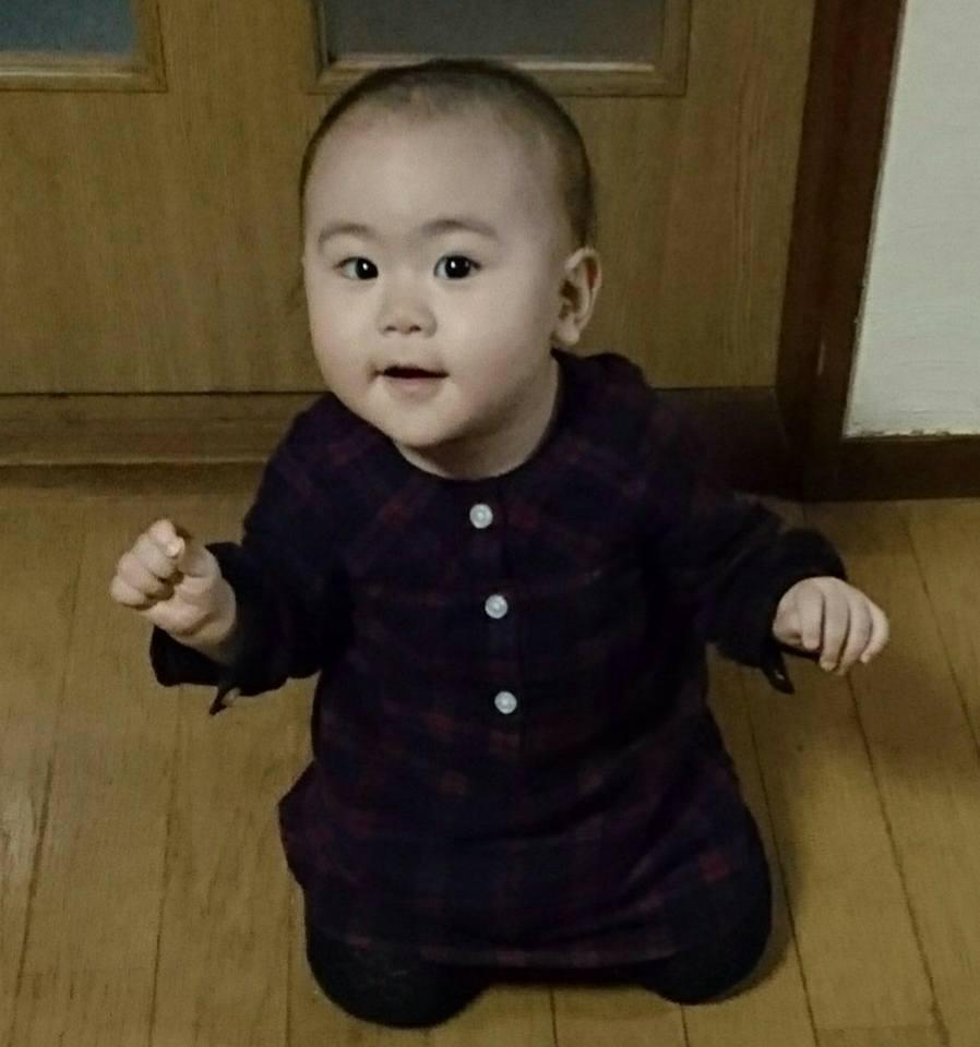 【ハロウィーン・孫も興味津々】-1