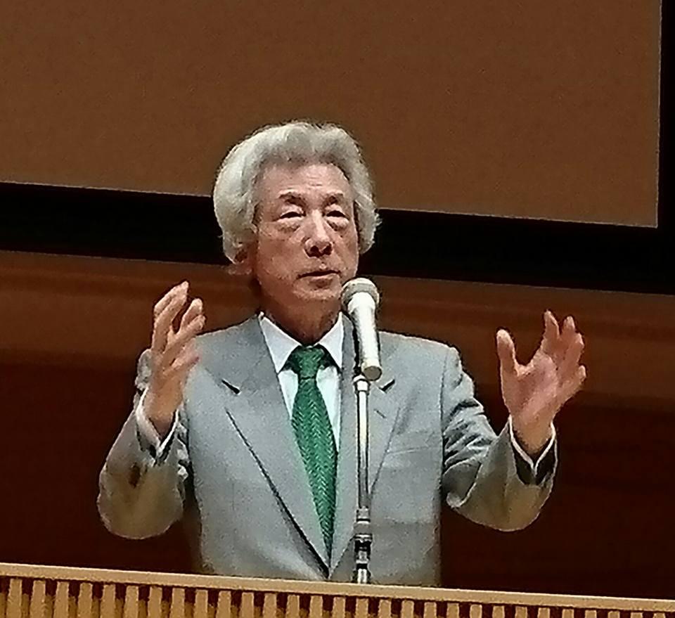 【日本の歩むべき道・小泉元総理】-1