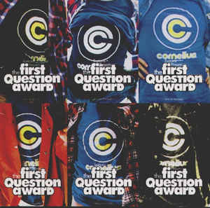 CORNELIUS THE FIRST QUESTION AWARD