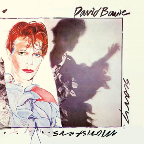 David Bowie Scary Monsters And Super Creeps