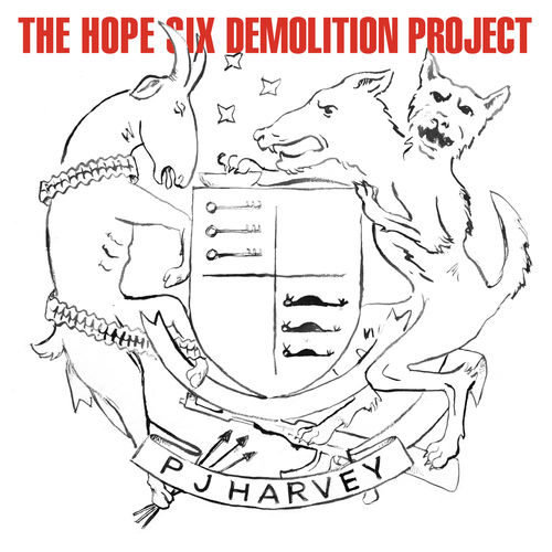 PJ Harvey The Hope Six Demolition Project