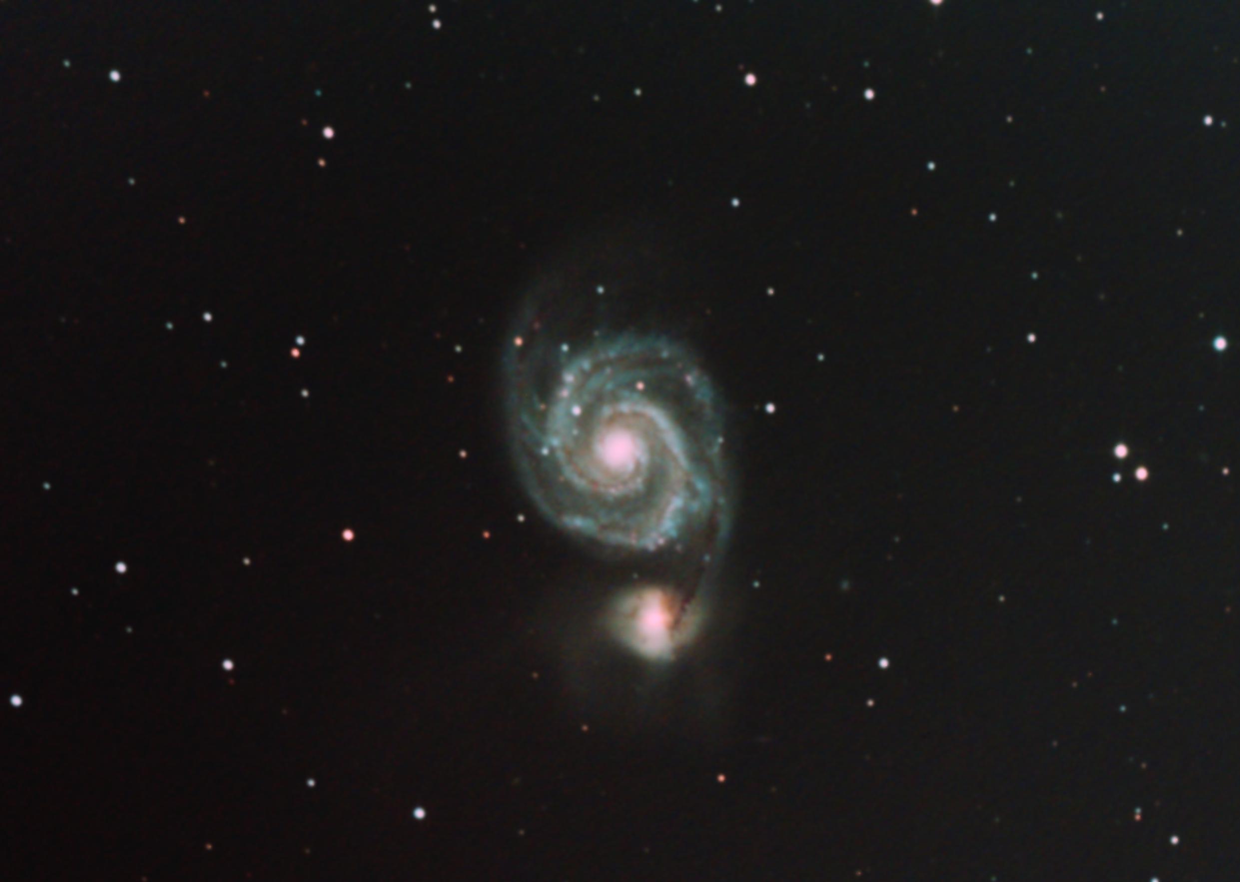 20161218M51子持ち銀河