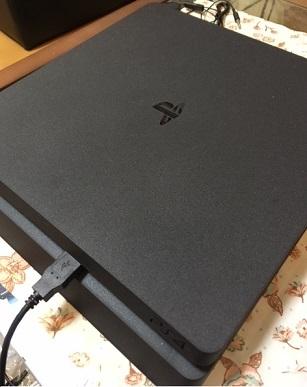 PS4だー