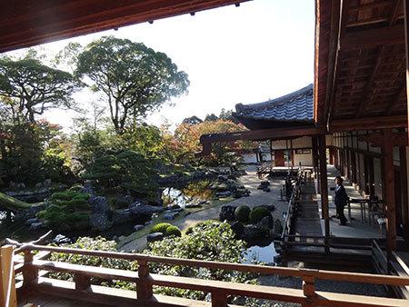 三宝院庭園1
