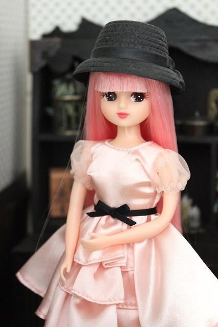 ピンク リカちゃん (1)