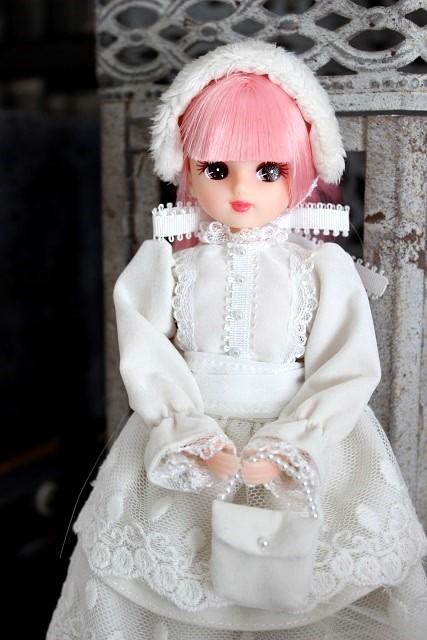ピンク リカちゃん (2)