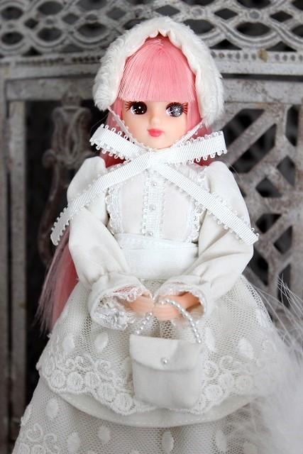 ピンク リカちゃん (3)