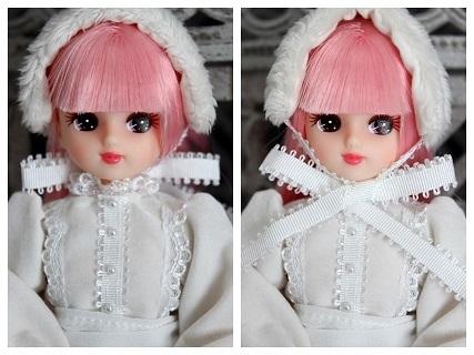 ピンク リカちゃん (4)