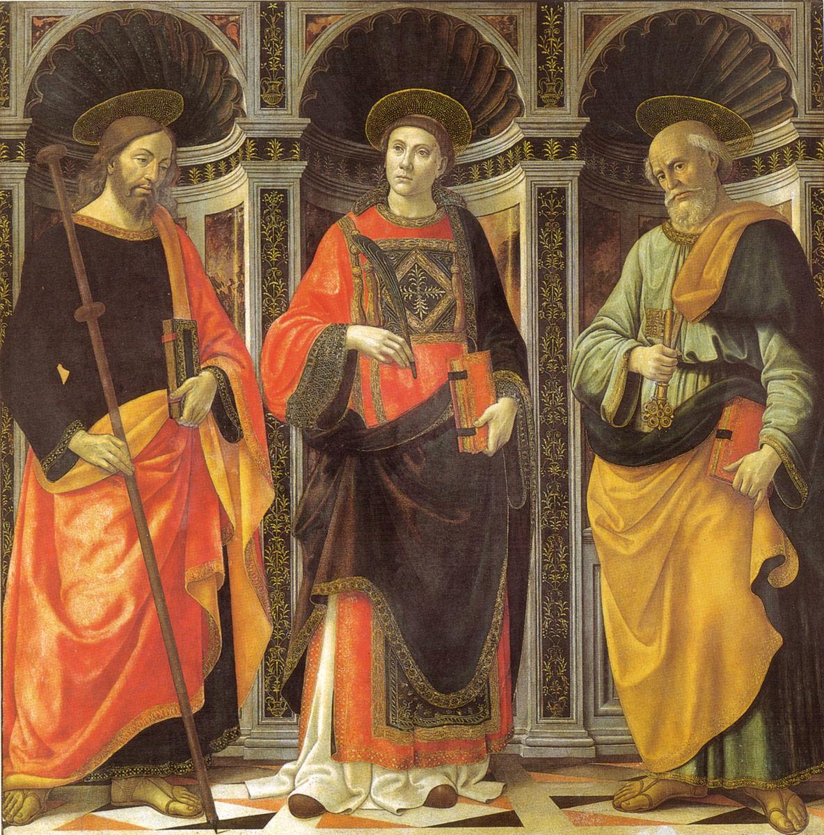 3人の聖人