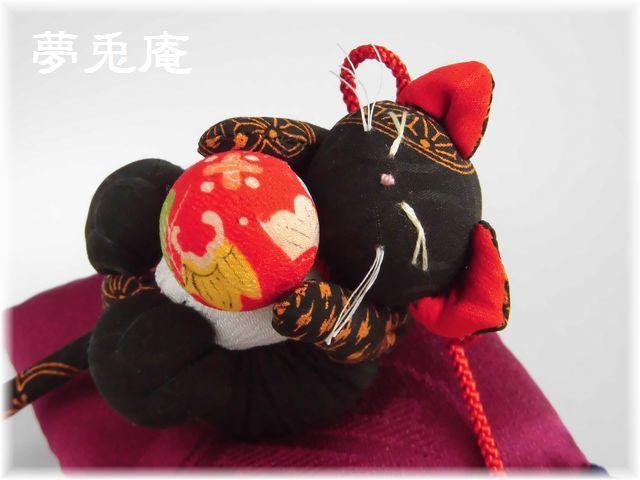 座布団ネコ(毬) (7)
