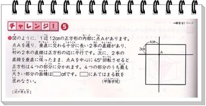 2017.1図形の極2級⑤