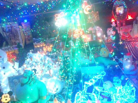 菊池石材店 クリスマス1