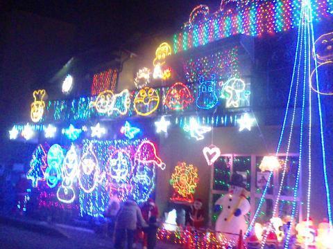 菊地石材店 クリスマス2