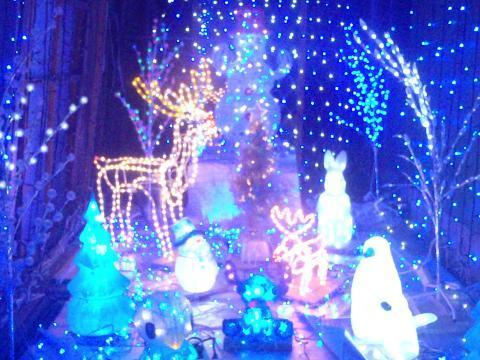 菊地石材店 クリスマス 8