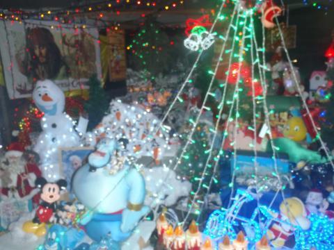 菊地石材店 クリスマス 7