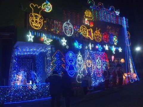 菊地石材店 クリスマス 4