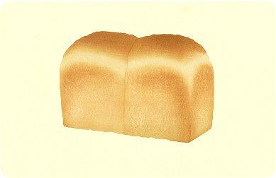 s-パンネームカード(食パン)