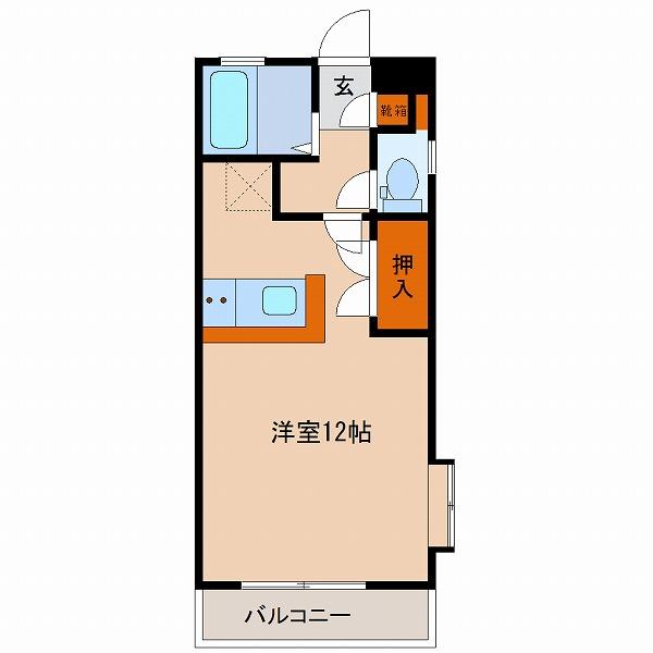 ファミリーマンションV(1号室)