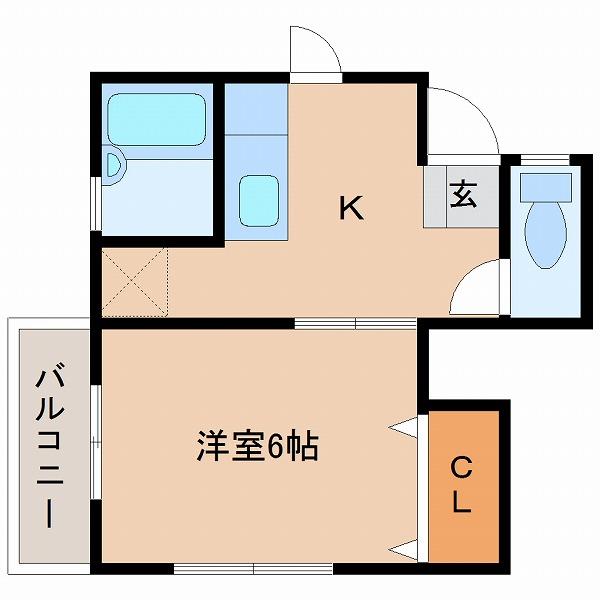 コンフォート宮崎(105)