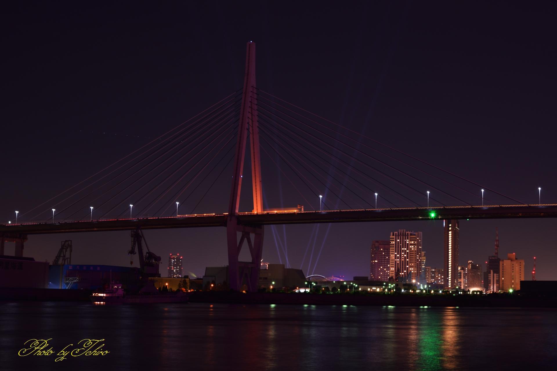 天保山大橋