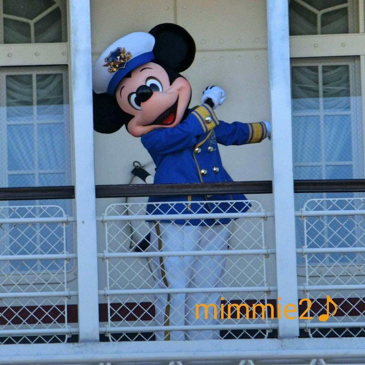 テーブル☆キャプテン・ミッキー♪