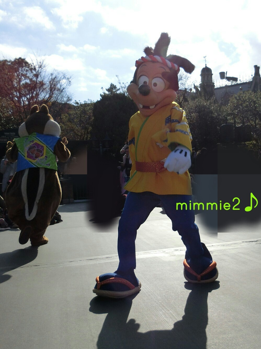 ニューイヤーズグリ☆マックス(ランド)
