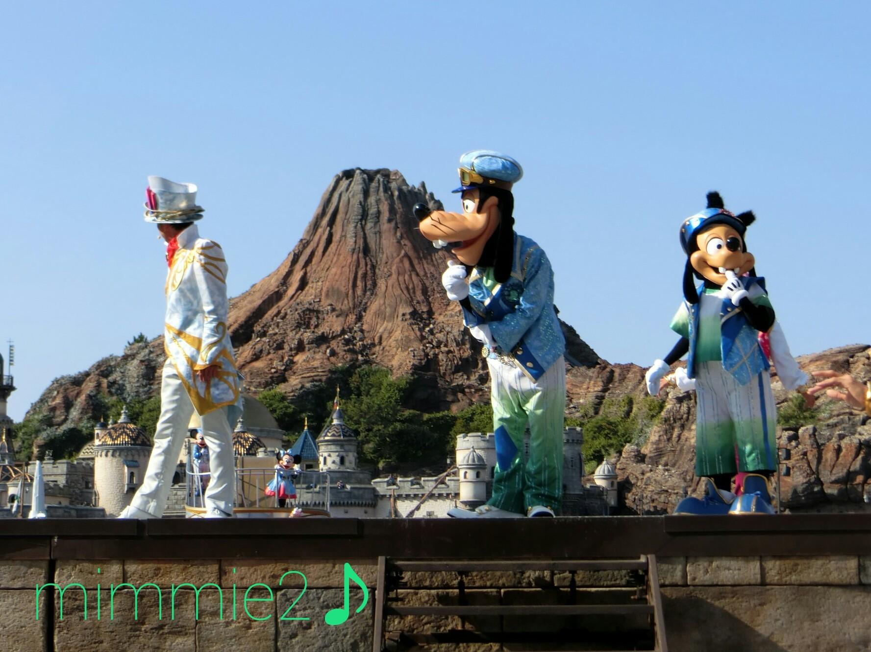 クリスタルウィッシュ☆マックス&グーフィー&クリスタルレッド(ミキ広最前)