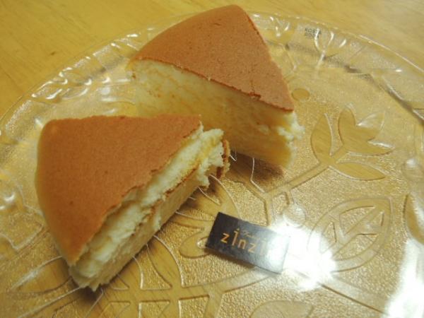 フレフレボンのチーズケーキ極 (1)