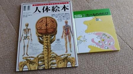 身体について知る絵本