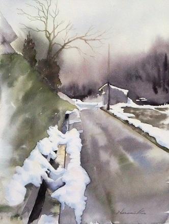 CIMG4653 雪解け